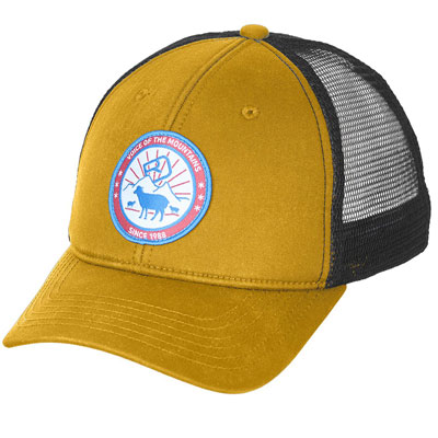 STAY IN SHEEP TRUCKER CAP